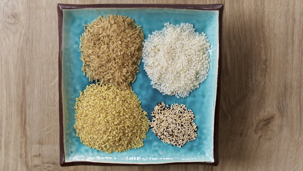 White Rice With A Healthy Twist