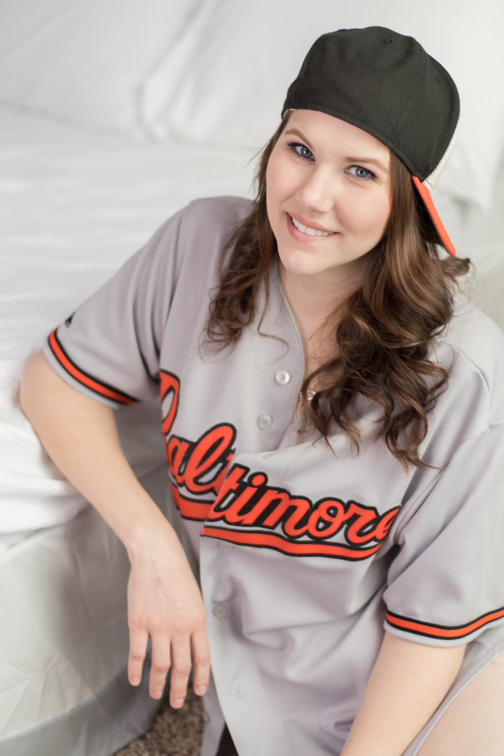 Boudoir photographer near Nashville, TN - Sports theme - D. Phillips Photography