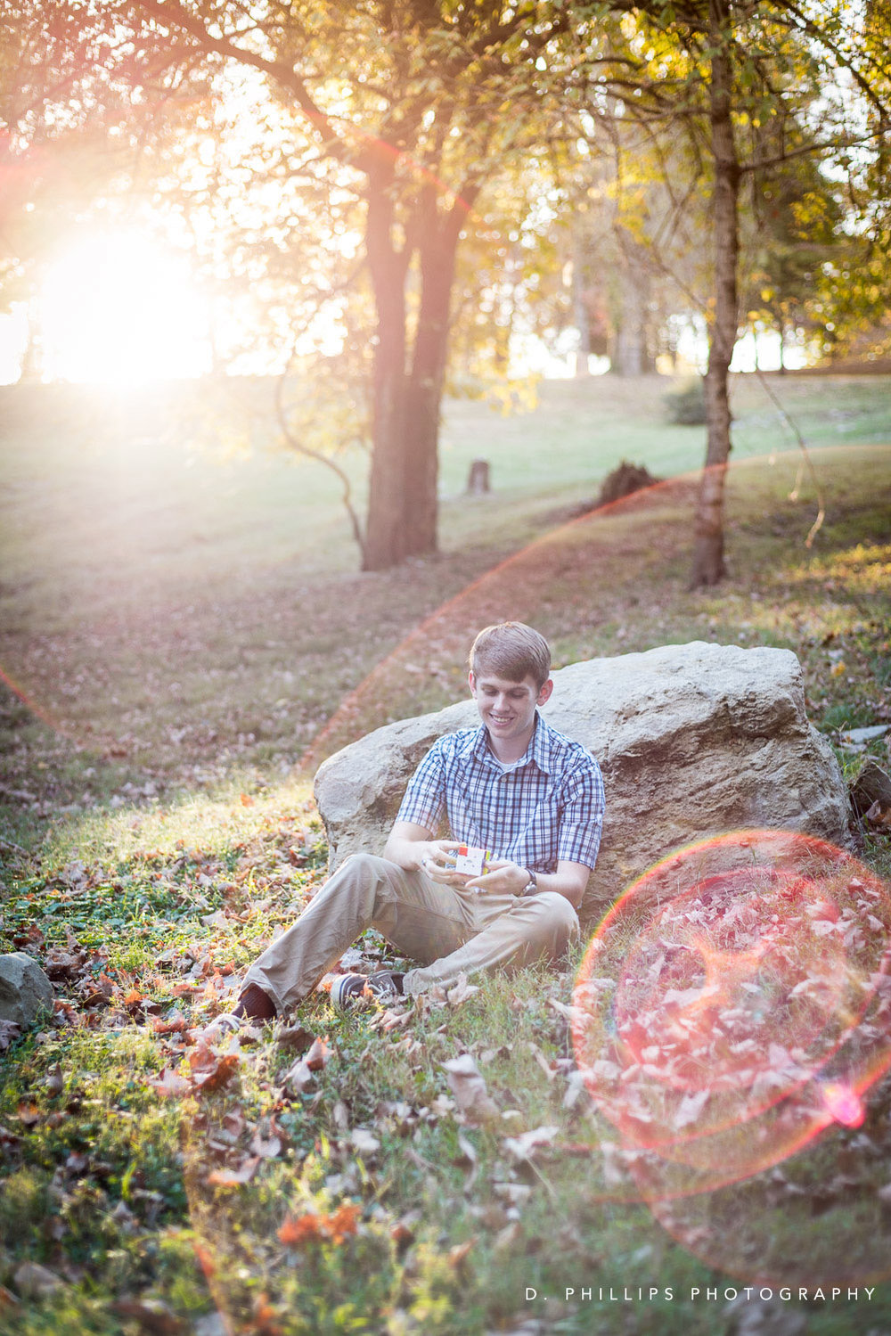 Outdoor natural light   senior photographer, Clarksville TN | www.dphillipsphotography.com   | Jason Carnahan