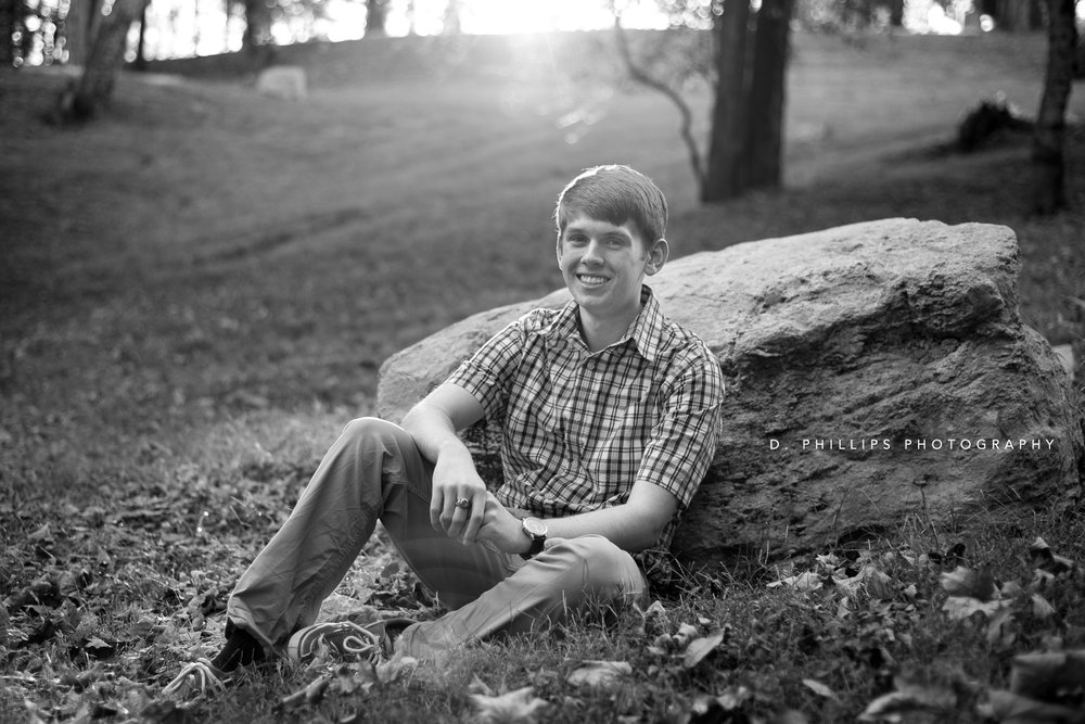 Outdoor natural light   senior photographer, Clarksville TN & Fort Campbell KY | www.dphillipsphotography.com