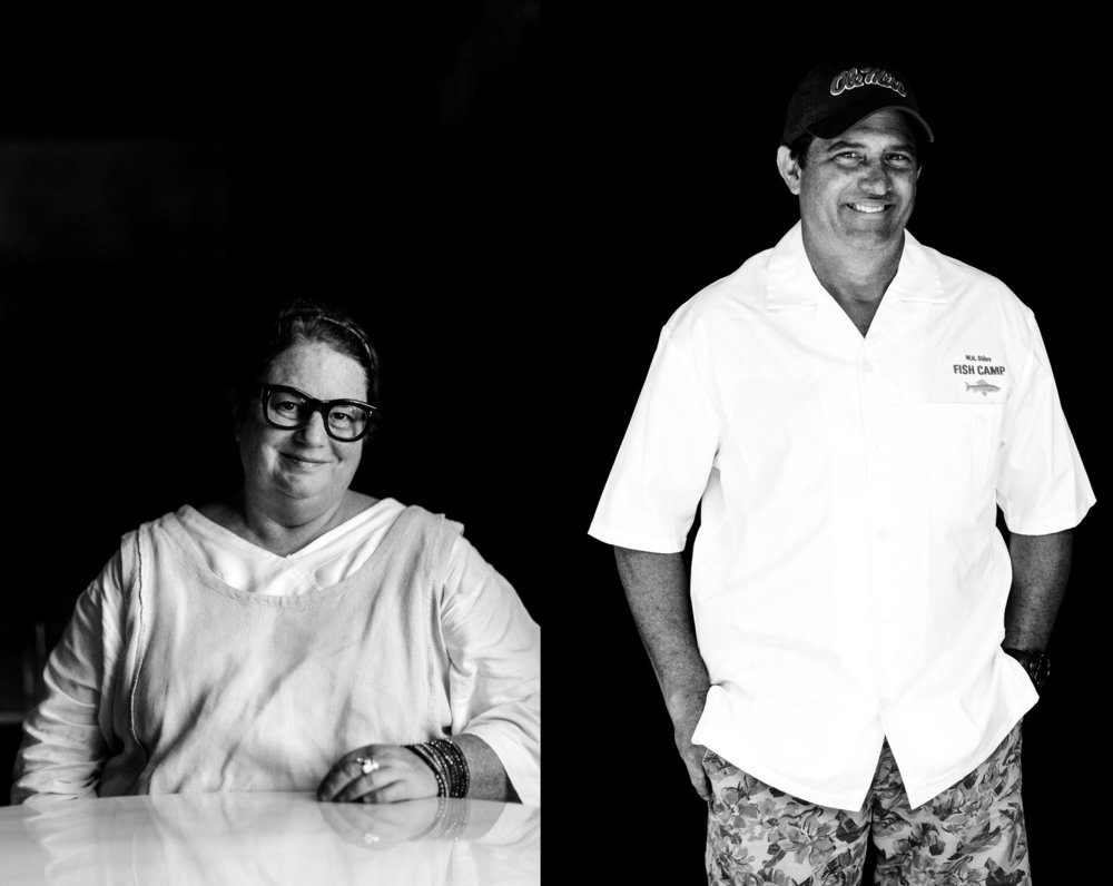 Anne Quatrano and Clifford Harrison, Executive chefs and owners of Bacchanalia, Floataway Café, Star Provisions Market & Café, Little Star Provisions Sandwich Shop, W.H. Stiles Fish Camp, Atlanta, GA