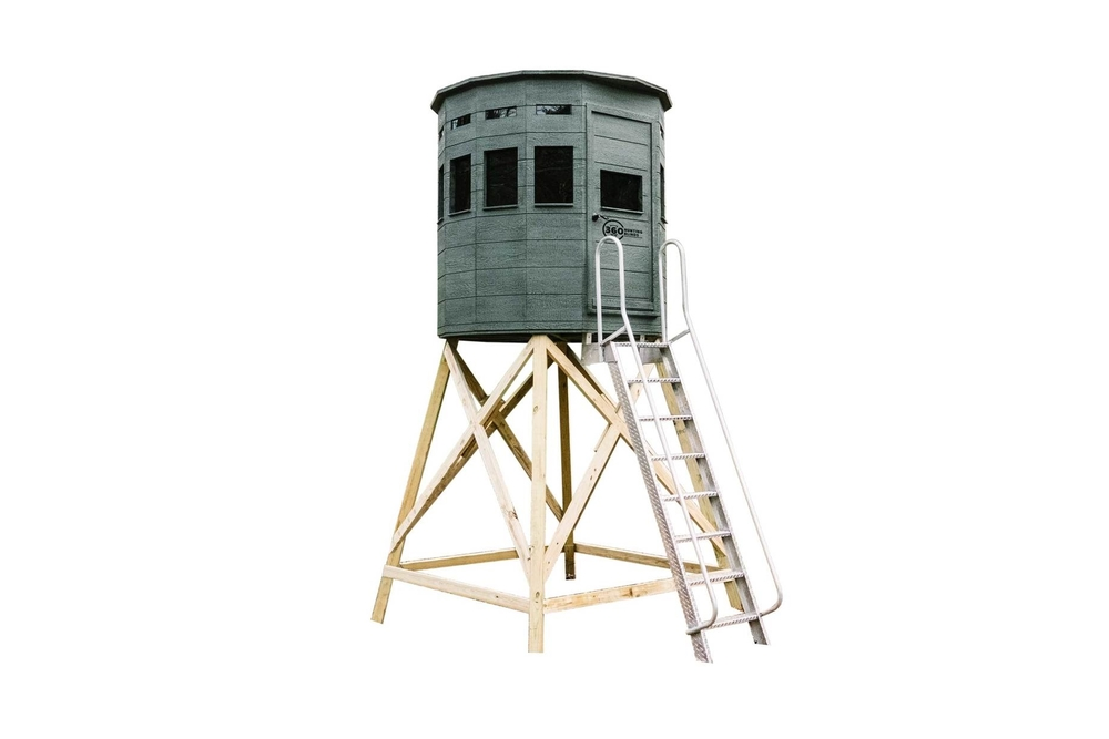 hard shell hunting towers for sale