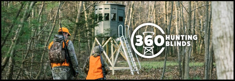 360 blinds from an outfitter
