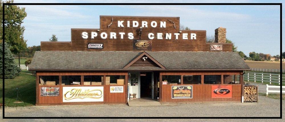 kidron sports center Kidron Ohio