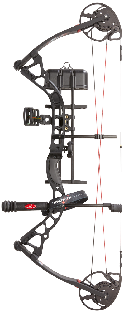 Fuel brand compound bow at Kidron Sports Center