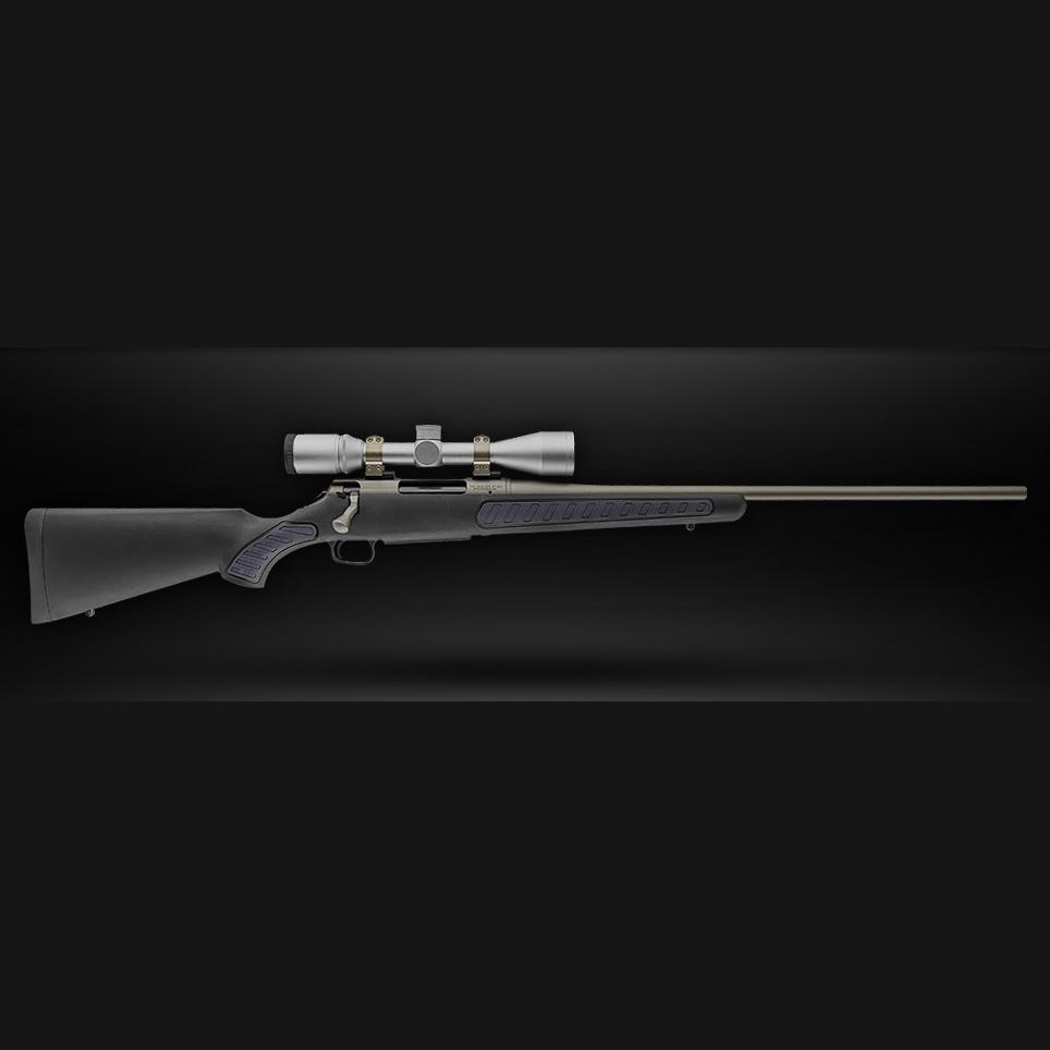 "T/C VENTURE™WEATHER SHIELD®   Model #:  10175436|  Finish/Stock : Black Composite w/ Hogue®Panels |  Caliber: .22-250 REM |  Barrel Length: 22"" | Overall Length : 39.75"" |  Capacity:  3+1  Model #:  10175535|  Finish/Stock : Black Composite w/ Hogue®Panels |  Caliber: .270 WIN |  Barrel Length: 24"" | Overall Length : 43.5"" |  Capacity:  3+1  Model #:  10175537|  Finish/Stock : Black Composite w/ Hogue®Panels |  Caliber: .300 Win Mag |  Barrel Length: 24"" | Overall Length : 43.5""|  Capacity:  3+1  Model #:  10175438|  Finish/Stock : Black Composite w/ Hogue®Panels |  Caliber: .308 WIN |  Barrel Length: 22"" | Overall Length : 39.75"" |  Capacity:  3+1  Model #:  10175534|  Finish/Stock : Black Composite w/ Hogue®Panels |  Caliber: 30-06 SPRG |  Barrel Length: 24"" | Overall Length : 43.5"" |  Capacity:  3+1  Model #:  11880|  Finish/Stock : Black Composite w/ Hogue®Panels |  Caliber: 6.5 Creedmoor |  Barrel Length: 22"" | Overall Length : 22"" |  Capacity:  3+1  Model #:  10175536|  Finish/Stock : Black Composite w/ Hogue®Panels |  Caliber: 7MM REM Mag |  Barrel Length: 24"" | Overall Length : 43.5"" |  Capacity:  3+1  Model #:  10175437|  Finish/Stock : Black Composite w/ Hogue®Panels |  Caliber: 7MM-08 |  Barrel Length: 22"" | Overall Length : 39.75"" |  Capacity:  3+1"