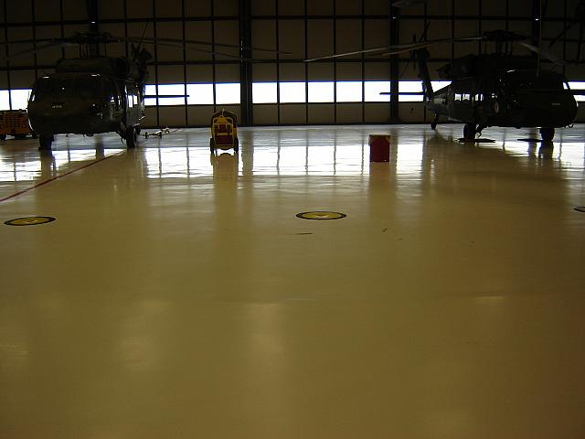 Military Floor Coatings