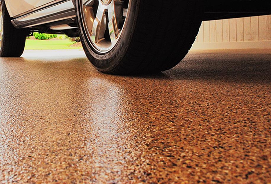 Epoxy Garage Floor : Epoxy garage floor coating solutions for your home. u2014 starting line