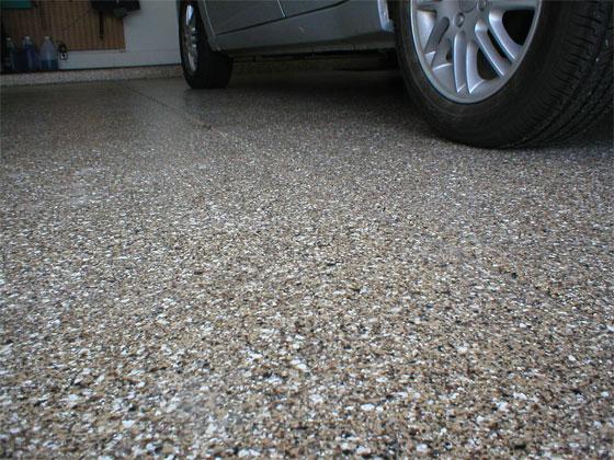 Garage Floor Clear Coat Mpls