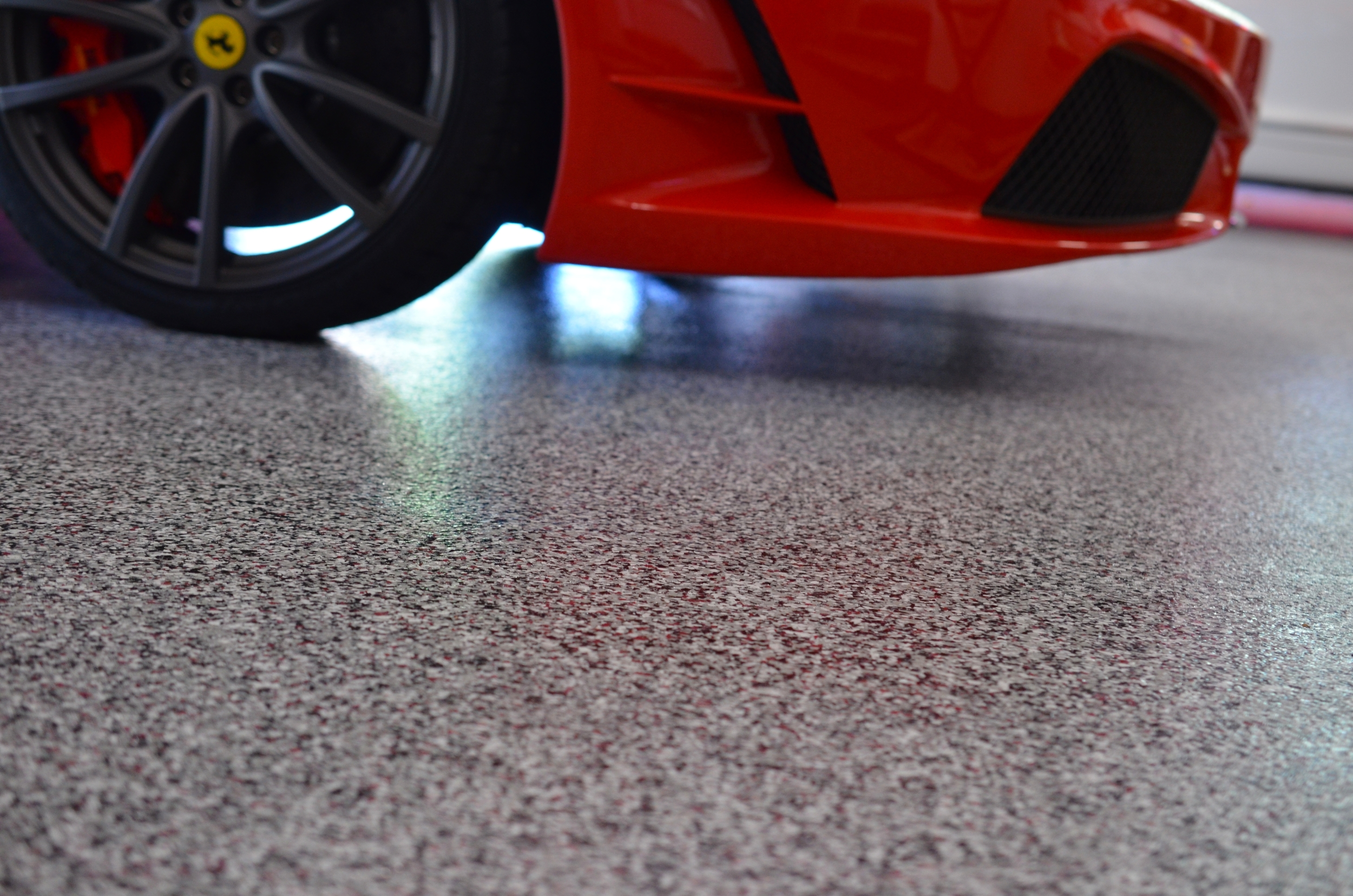 Epoxy Garage Floor Coating Solutions For Your Home.