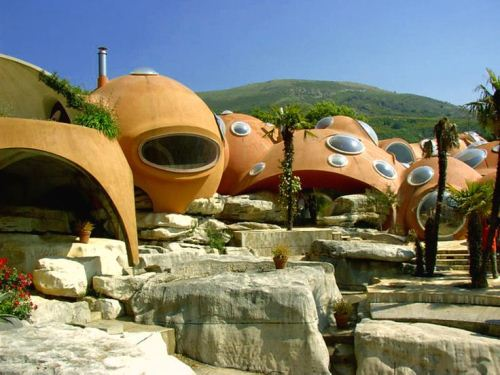 pierre cardin bubble house 500
