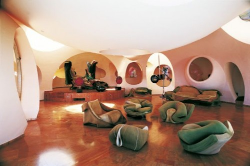 pierre cardin bubble house 2