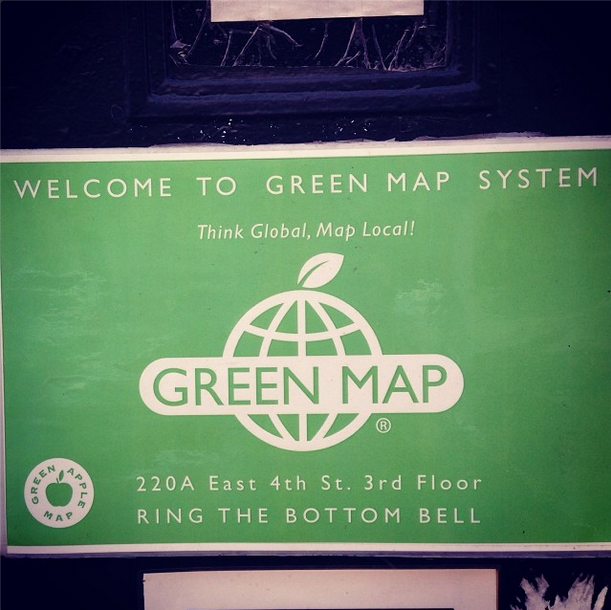 Green Map Systems