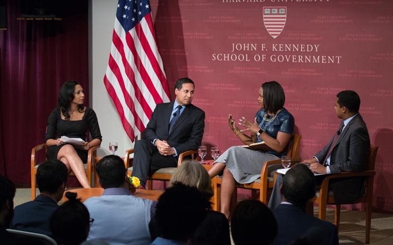 Millennial Take: Race and Justice in the Age of Obama - HKS Institute of Politics, JFK Jr.Forum | By Julia Bunte-Mein