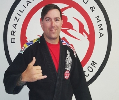 Ron Jacobs- BJJ Head Coach  - Brazilian Jiu Jitsu Black Belt- under Professor Butch Hiles,2nd Degree Black Belt- Marcello Montiero AssociationBlack Belt Krav Maga-under David Kahn, Israeli Krav Maga AssociationMuay Thai Kru- under Ajarn Buck Grant, Muay Thai UniversityBlack Belt Japenese Ju Jitsu- under Sensei Sparky Bollinger, United States Judo AssociationFormer Chief Instructor/6th Degree Martial Arts Instructor Trainer- Marine Corps Martial Arts ProgramMaster Sergeant USMC (Ret)