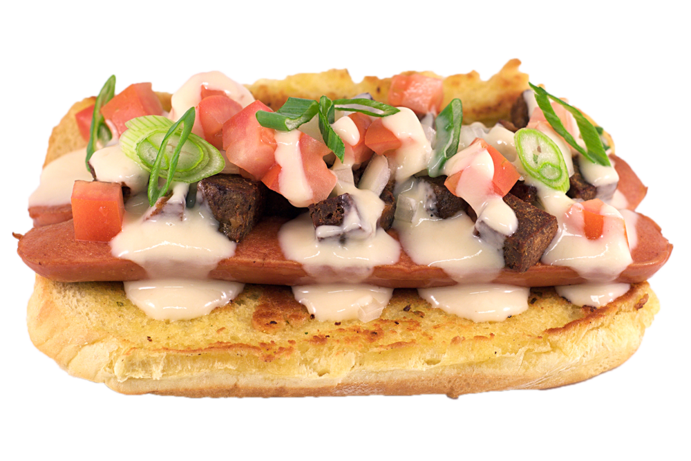 Halifamous Donair Dog