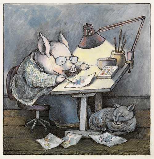 Arnold Lobel as Pig - 4.jpg