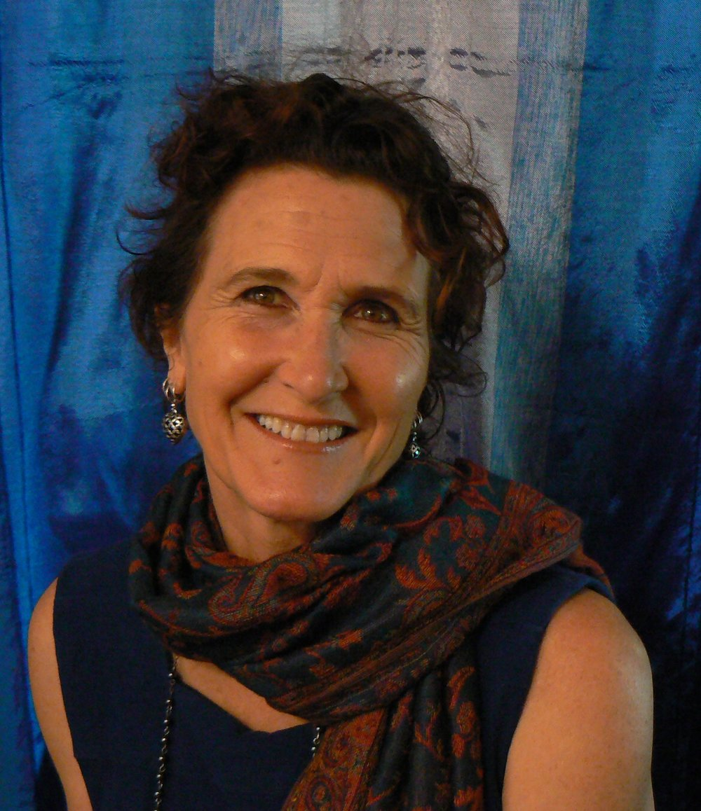 BARBARA NYE - Originally from Cyclone, Texas, Barbara has been influenced in her artwork by her travels in many countries and her experiences living in South America and Canada. She has a degree in Spanish and Latin American studies and is fluent in Spanish. Barbara has lived in Australia for over 25 years, has been an Australian citizen since 1992, and raised her three children there. Barbara is the author and illustrator of Somewhere A Bell Is Ringing.photo by Christopher Irons