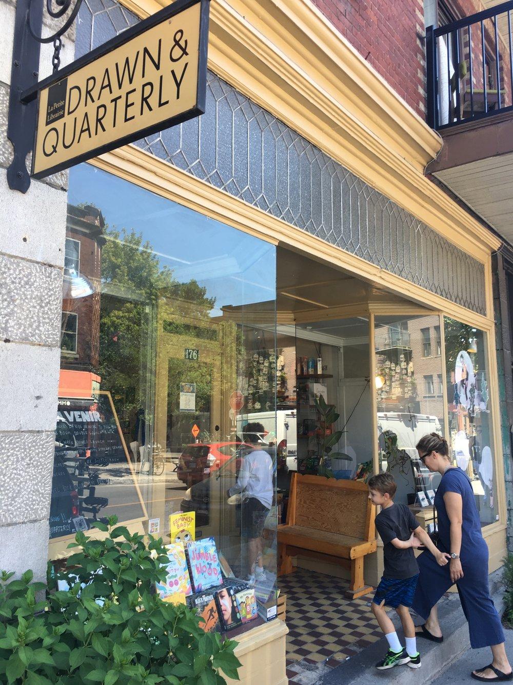 La Petite Librairie Drawn & Quarterly in Montreal.jpg