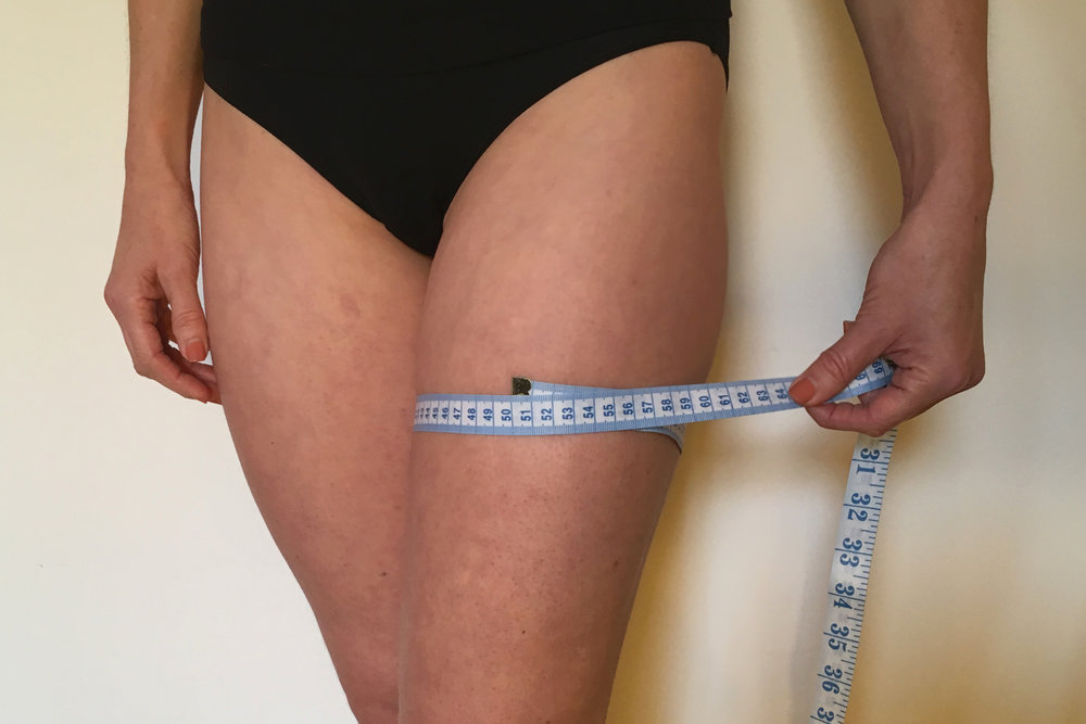 body measurements, thighs, thick thighs, how to measure waist, waist measurement