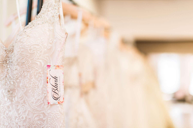 Blush bridal formal redefining the bridal formal junglespirit Choice Image