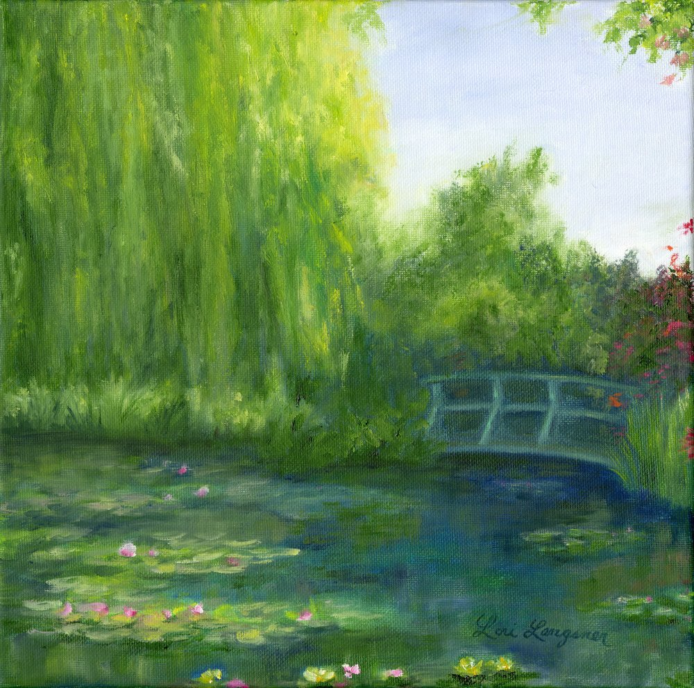 A Visit to Giverny