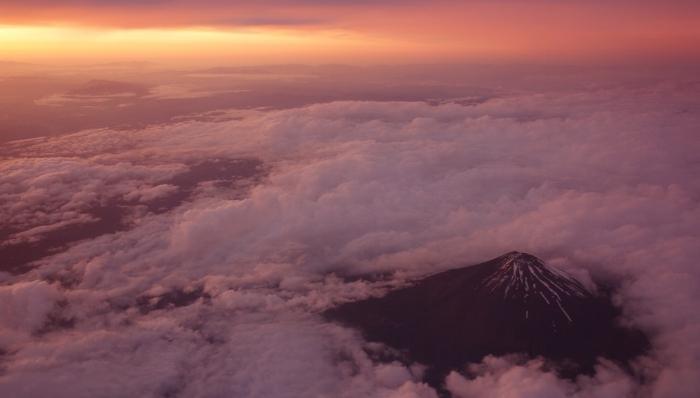 The Mount Fuji (credit:  Hghask Ekorb)