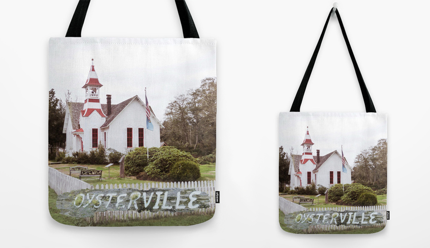 oysterville-church-photo-1892-washington-rural-picket-fence-tote-bag