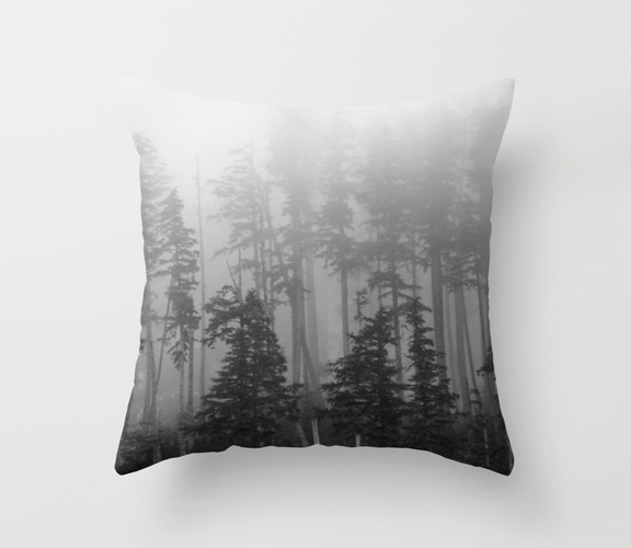 Chinook Smoke Pillow