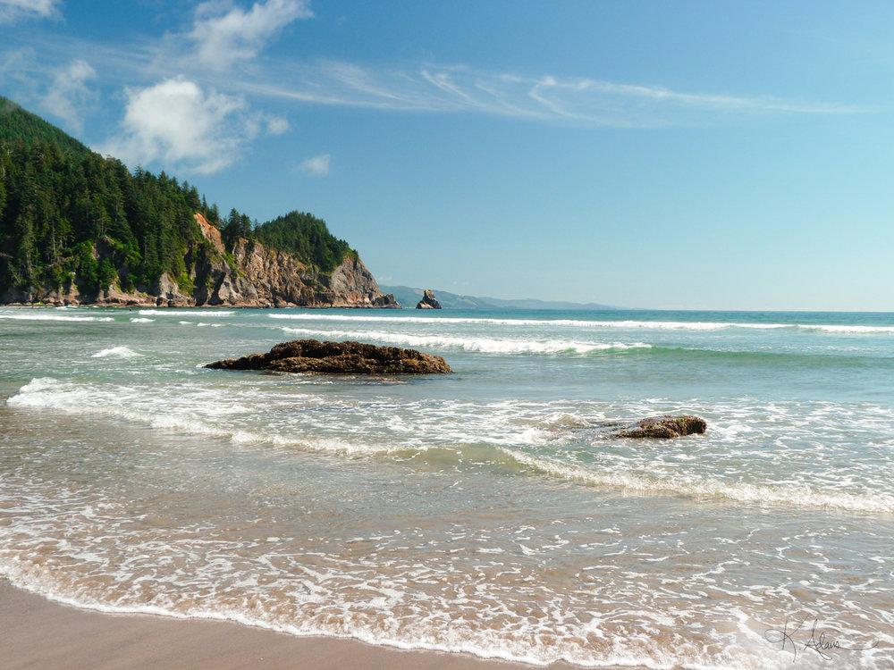 Short Sands Beach