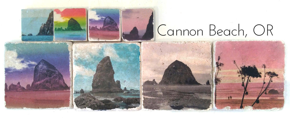 cannon beach matching coaster magnet set web.jpg
