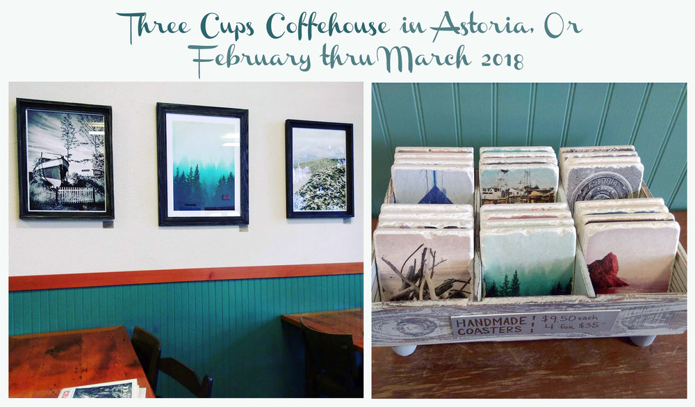 three cups art show astoria oregon