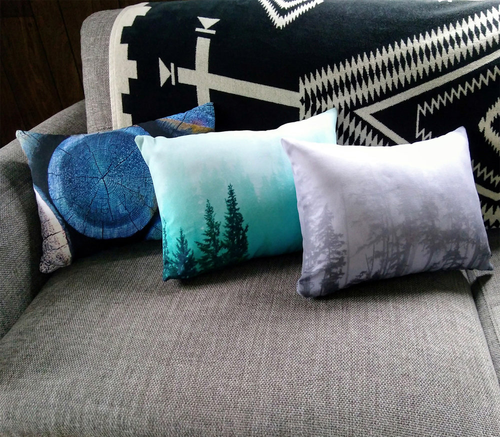 PNW Pillows