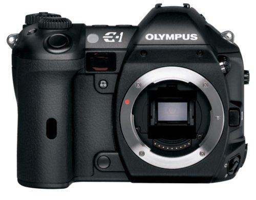 The legendary Olympus E-1