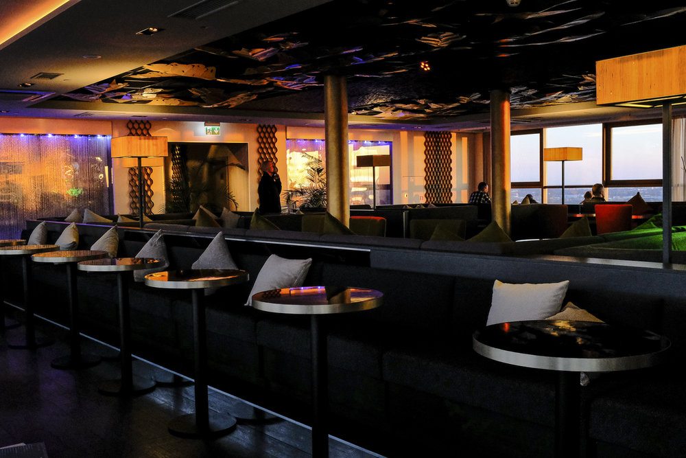 Skyline Bar, Radisson Blu - Riga