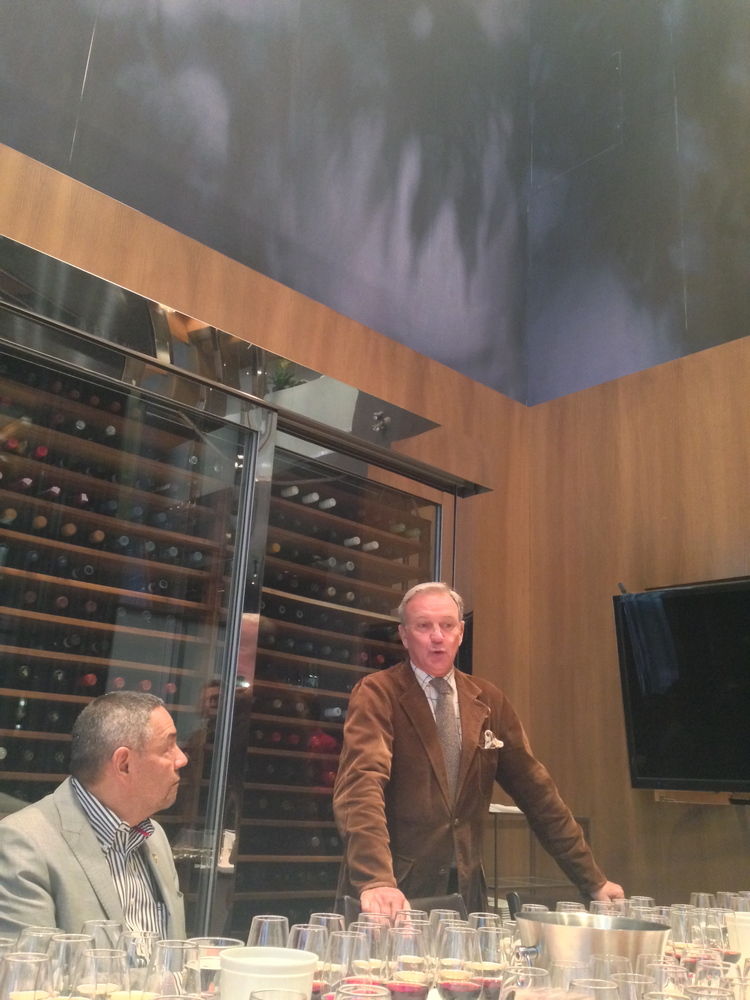 Francois Labet introduces the Wines of Burgundy