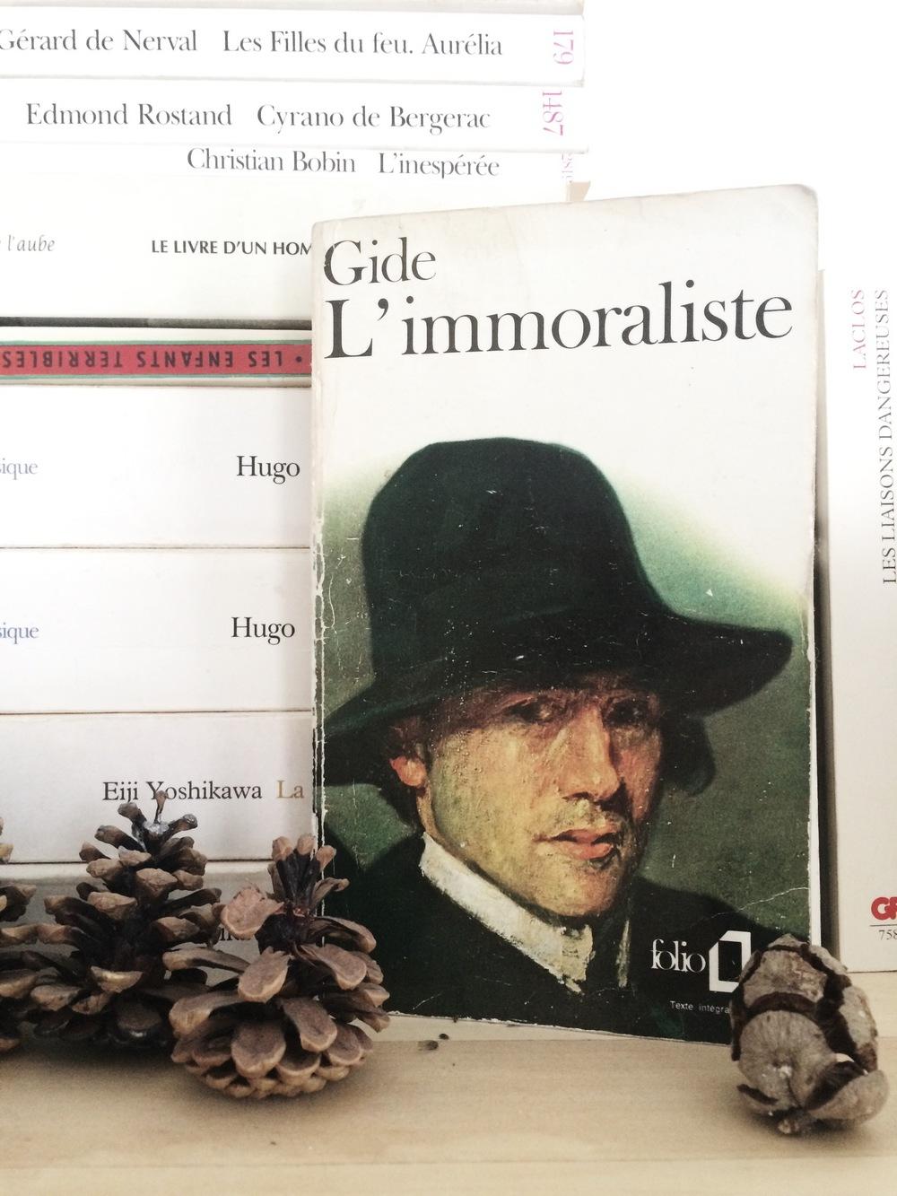 L'Immoraliste, André Gide