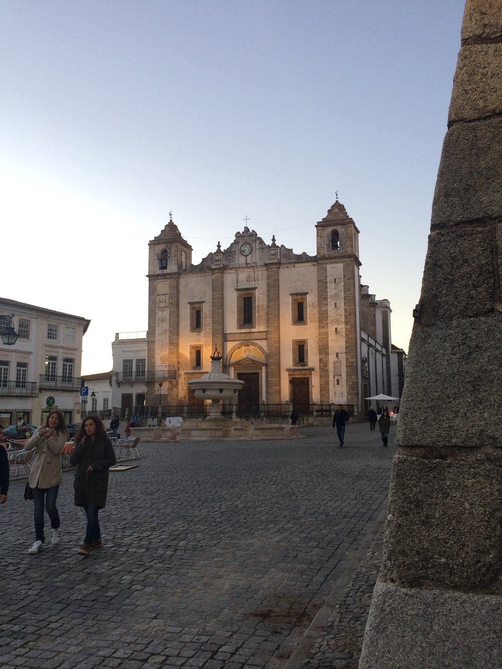 Santo Antâo Church