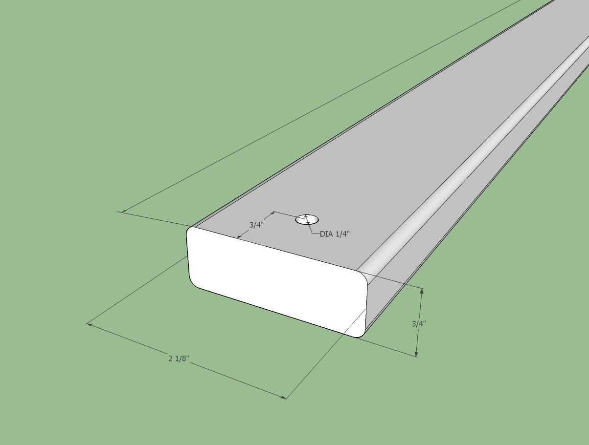 Ipe Bench Slats Atkins Woodworking