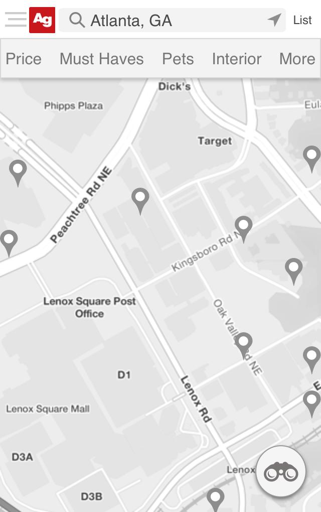 Street Level View