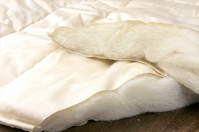 Natural and organic bedding