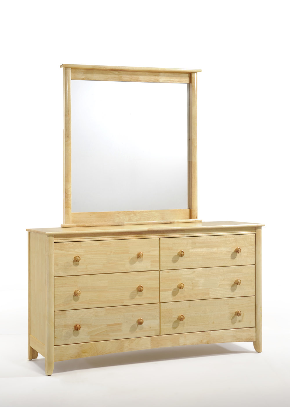 Secrets 6 Drawer Dresser & Mirror Natural.jpg