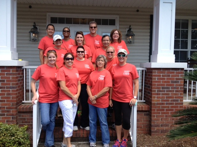 United Ways of Okaloosa and Walton County Day of Caring in Okaloosa County