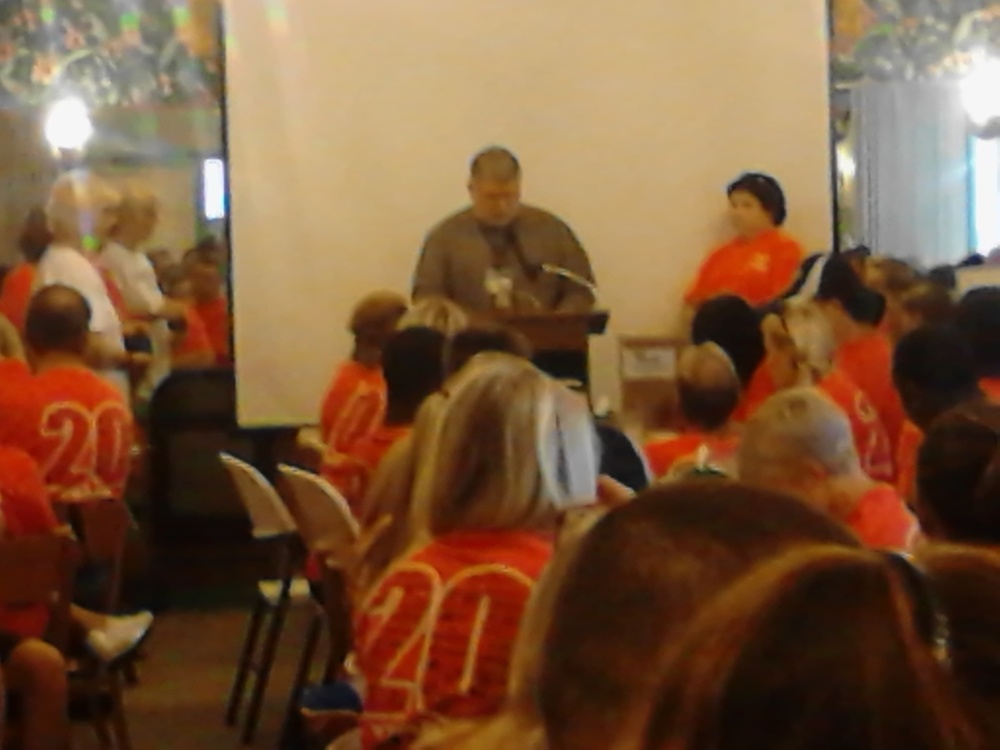 United Ways of Okaloosa & Walton county Day of Caring Walton County breakfast. .