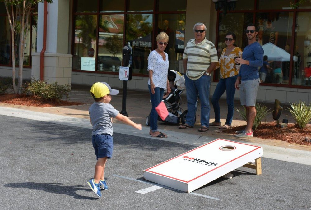 3-yr old Zeke at Destin Charity Cornhole Tournament.jpg