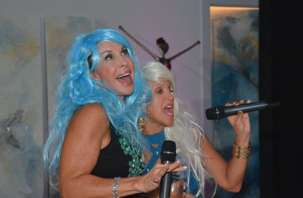 Karoake_Pam Kaplan & Jill Cadenhead-1.jpg