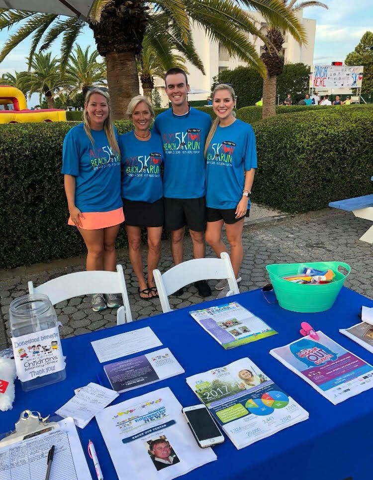 We are so thankful for the Alys Beach 5K, which raised $15,000 for the ECCAC over Labor Day weekend! A big THANK YOU to all of the runners, volunteers, and organizers of this incredible race!