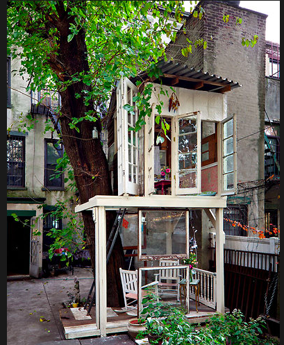 A *beautiful* Treehouse in Bed-Stuy