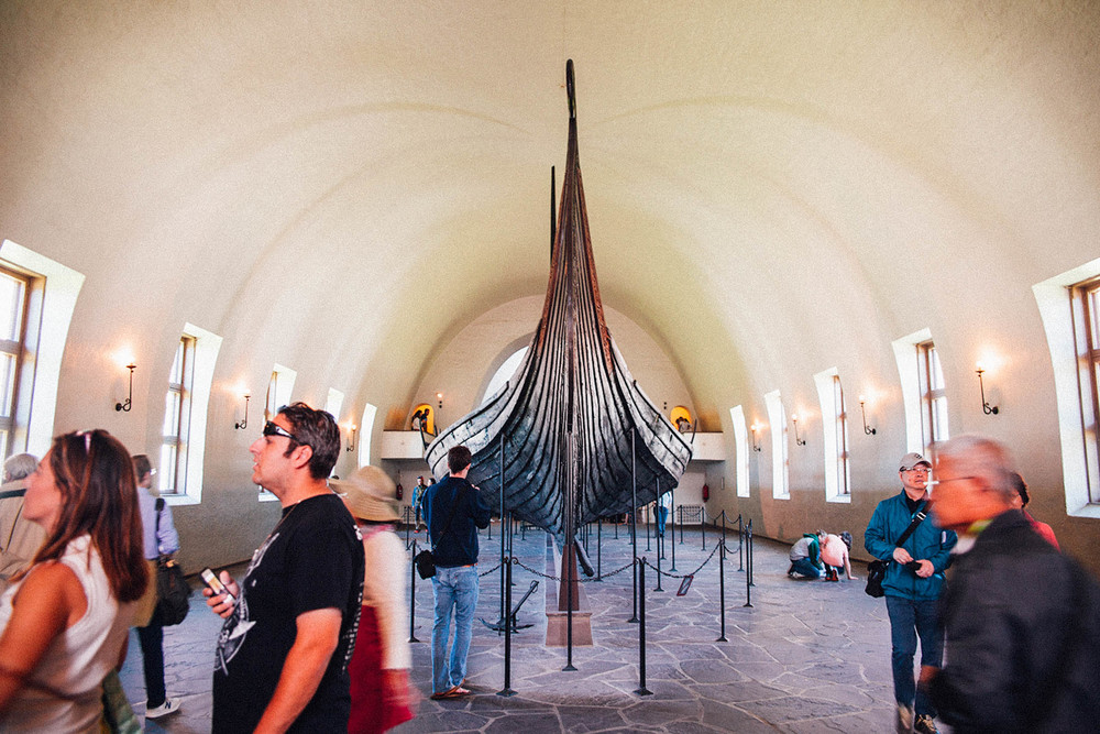 The Viking Ship Museum in Oslo was truly a hell on earth.