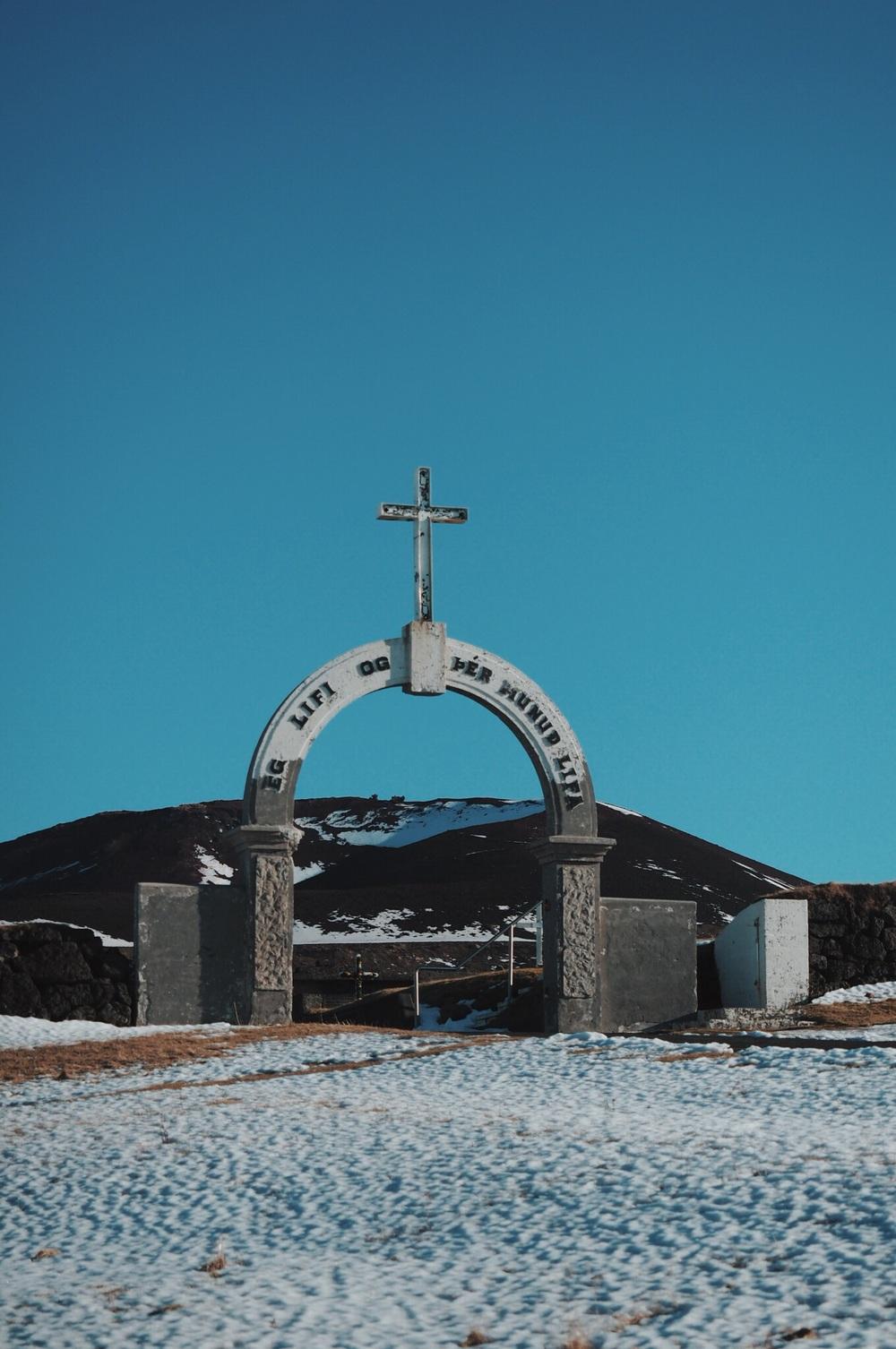 heimaey graveyard